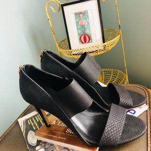 Calvin Klein Black Shoes:
